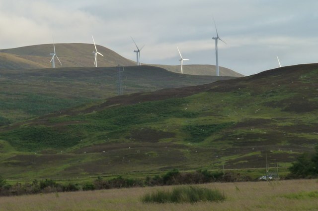 Kilbraur wind farm