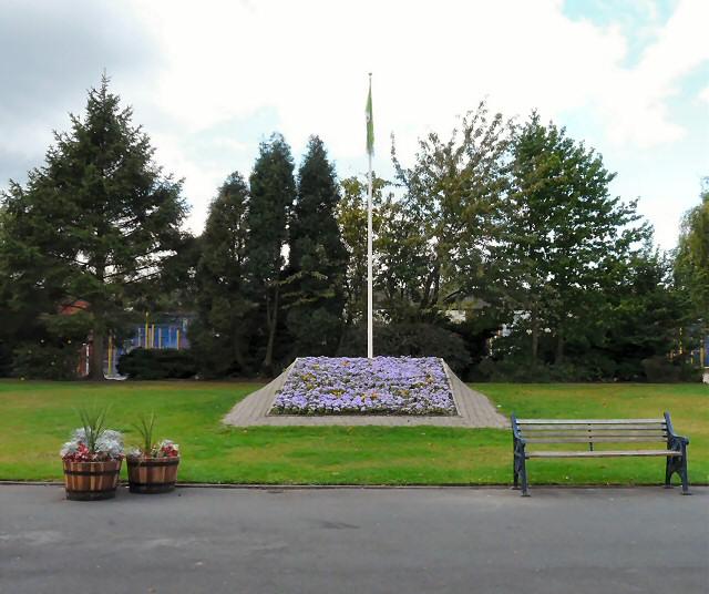 Victoria Park Flagpole