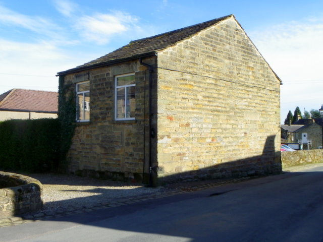 Stone building, Lofthouse