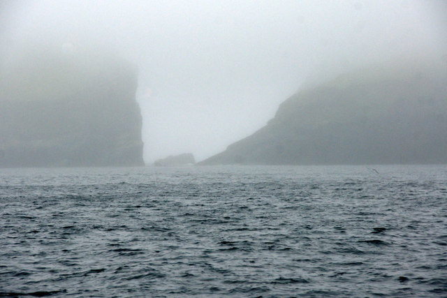 Giasgeir and Caolas an Duin, St Kilda