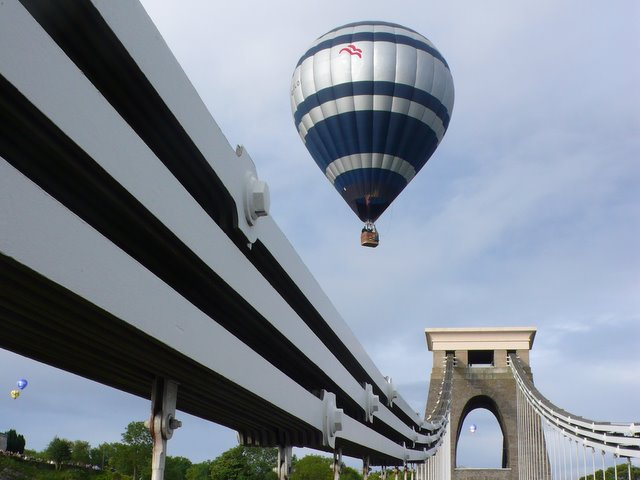 Balloon and Brunel