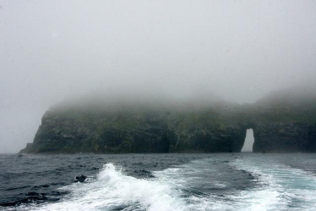 Gob an Duin, St Kilda