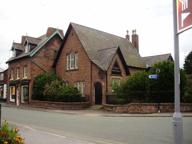 Kingdom Hall, Eastham