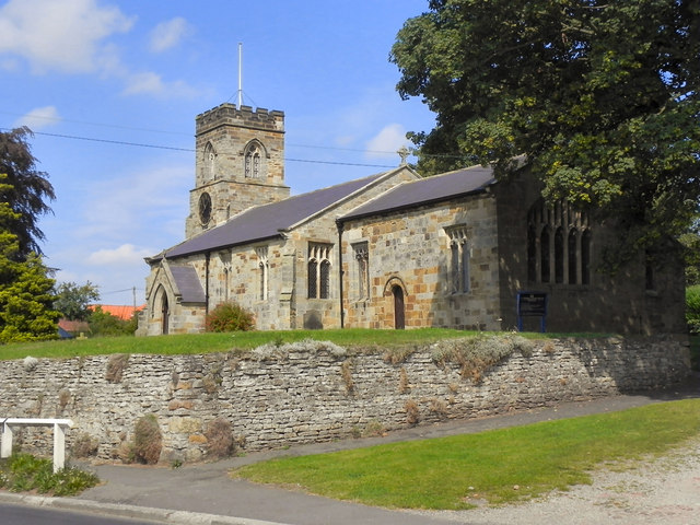 St Nicholas' Parish Church