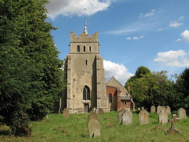 Ashdon: All Saints