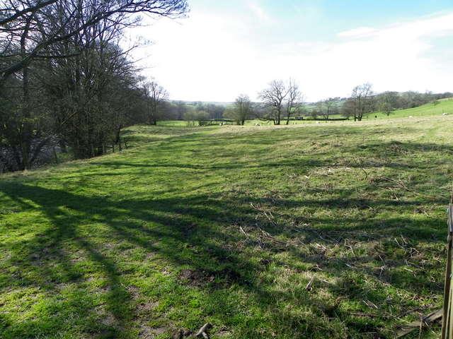 Nidderdale Way at Low Sikes