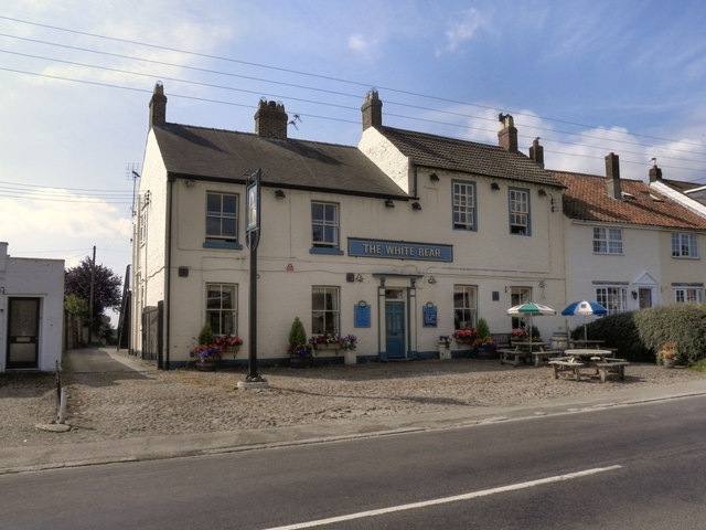 The White Bear, Stillington