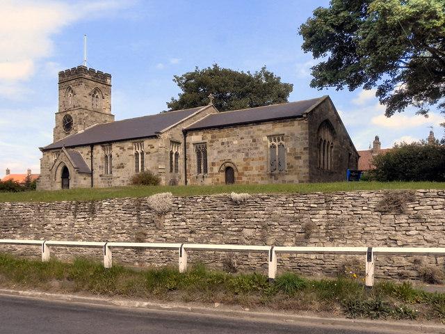 The Parish Church of St Nicholas, Stillington