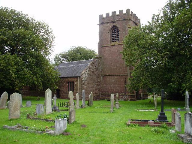 St Michael's Church, Shotwick Village