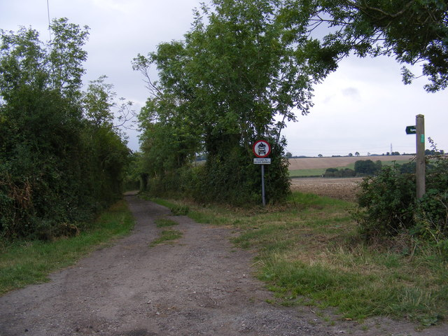 Byway to Drabbs Lane