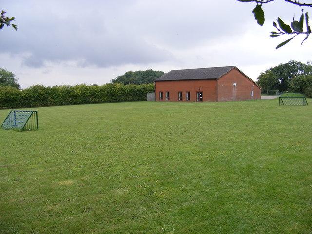 Clopton Playing Field & Village Hall