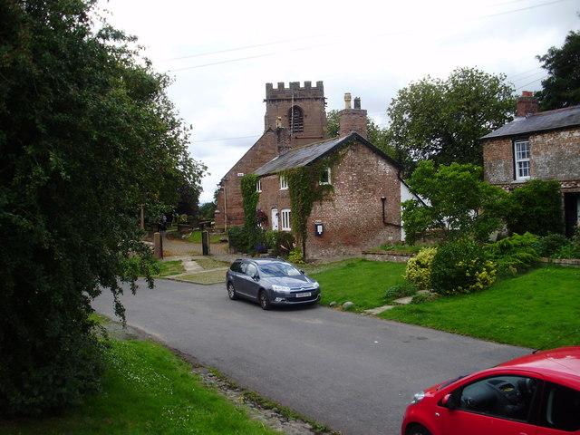 Green Lane West, Shotwick