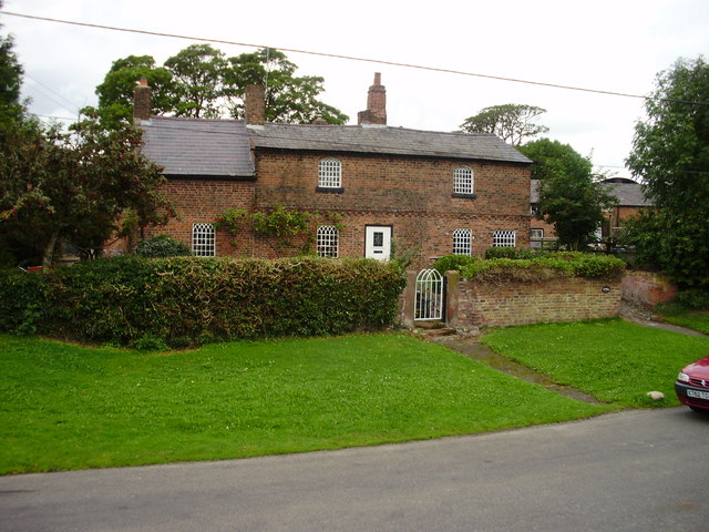 Vicarage Farmhouse, Shotwick