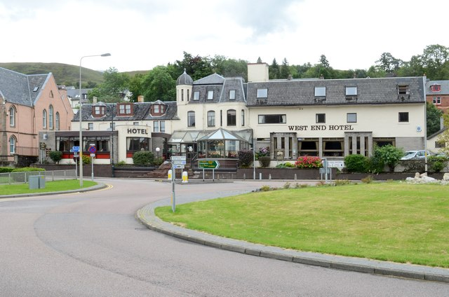 West End Hotel, Fort William