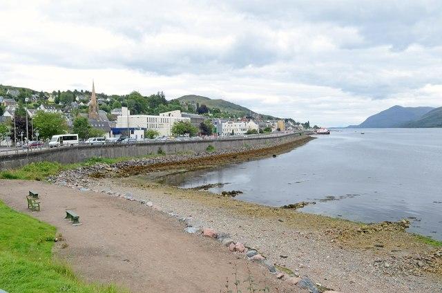 Fort William and Loch Eil