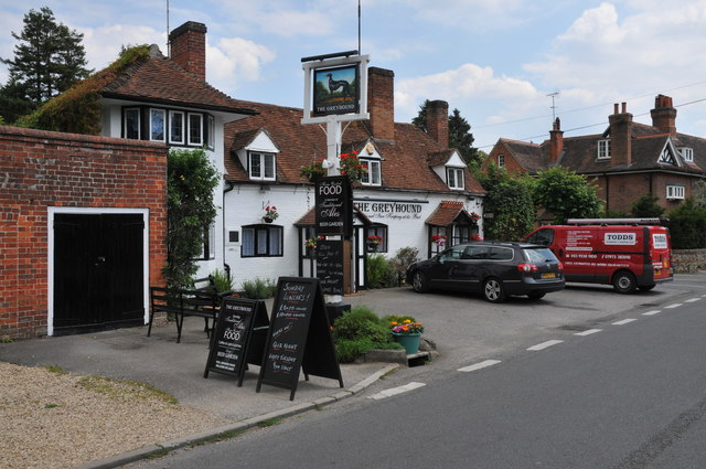 The Greyhound, Whitchurch-on-Thames