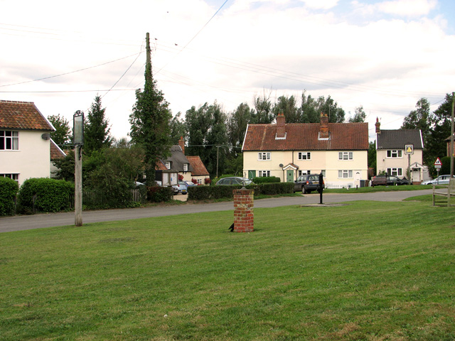 Middleton village green