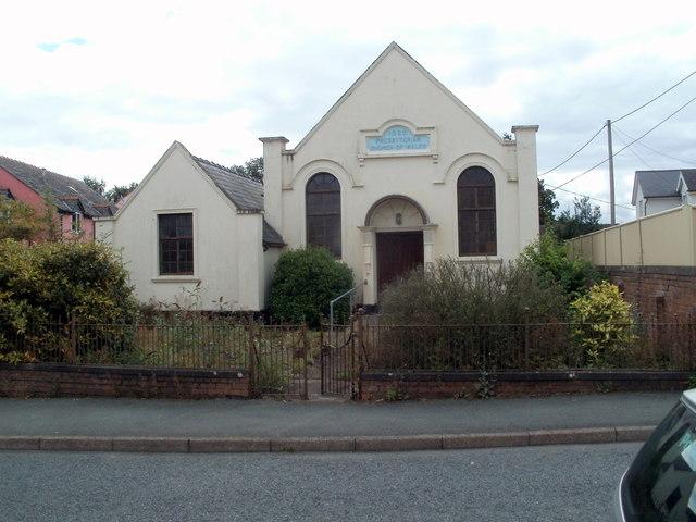 Presbyterian Church, Bronllys