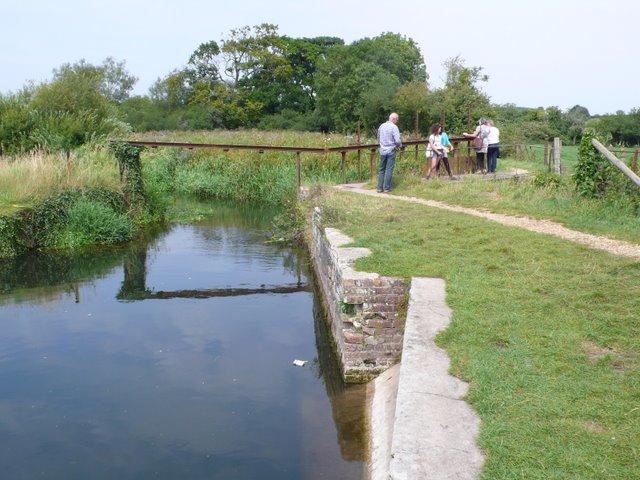 Ten Hatches Weir