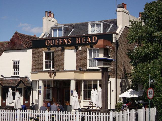 Queens Head Public House, Chislehurst