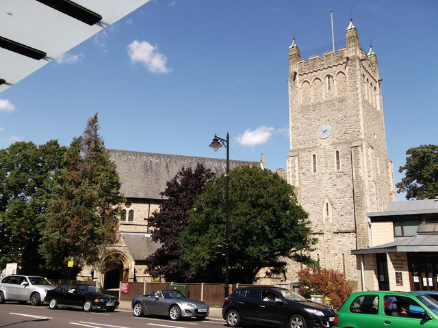 Church of the Annunciation of the Blessed Virgin Mary, Chislehurst