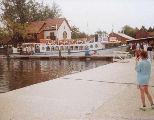 Wroxham Boat Trips