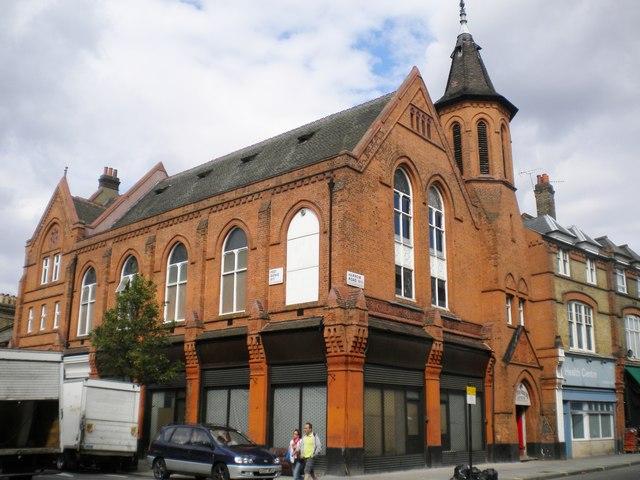 All Stars Boxing Club, Harrow Road W10