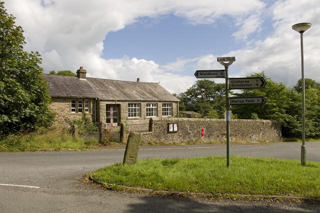 Road junction Lane Ends