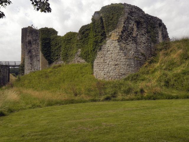 South Barbican, Helmsley Castle