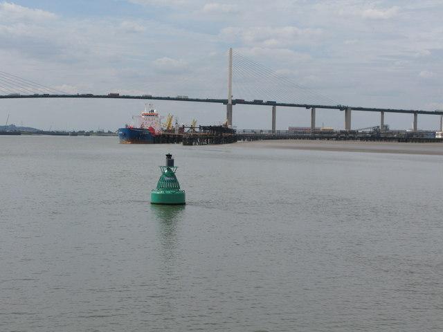The Stone Ness Marker buoy
