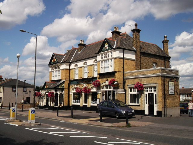 The Beehive Public house, New Eltham