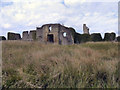SE6183 : Helmsley Castle South Barbican by David Dixon