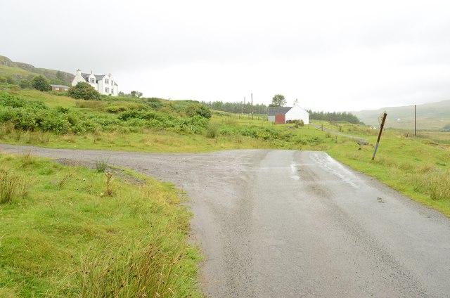 Minor road at Glendale (2)