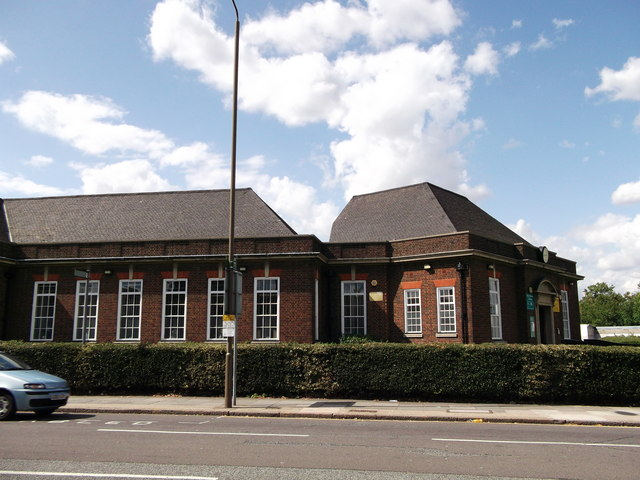 New Eltham Library