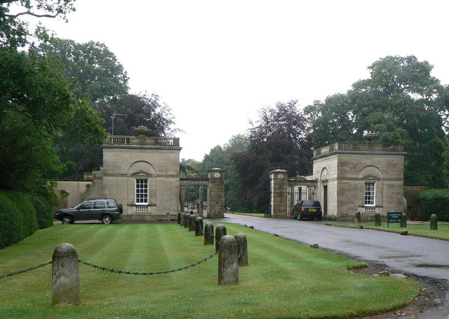 Cottesbrooke Hall Lodges