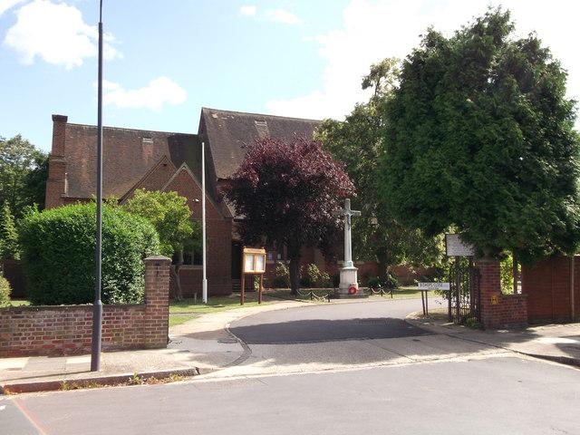 Parish Church of All Saints, New Eltham