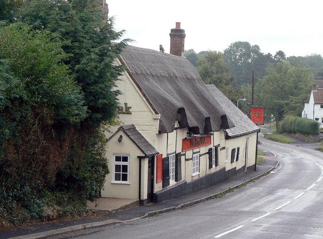 The Royal Oak at Great Dalby