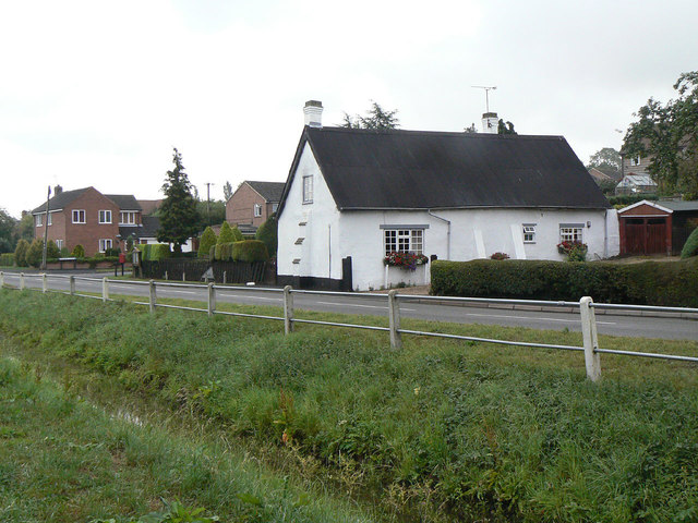 Cottage at Nether End