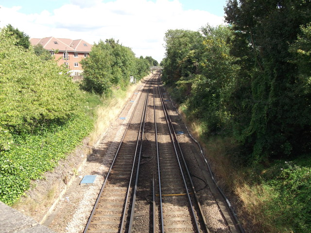 Railway to Sidcup