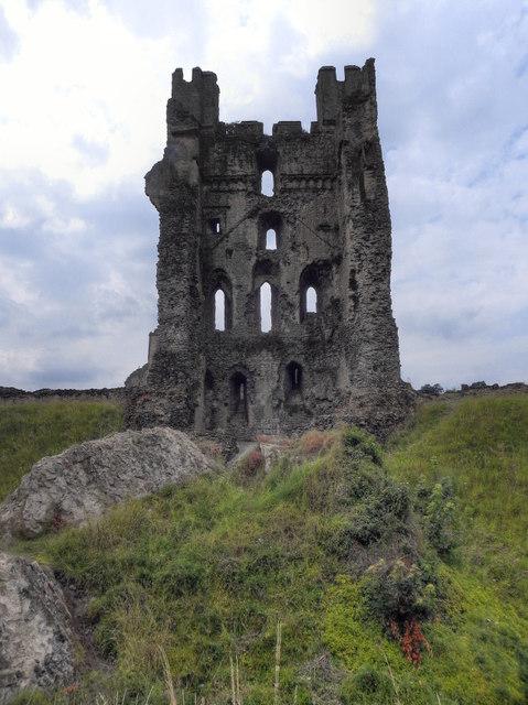 Helmsley Castle East Tower