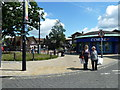 TQ2636 : August 2011 in Crawley's historic High Street (n) by Basher Eyre