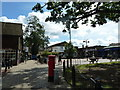 TQ2636 : August 2011 in Crawley's historic High Street (r) by Basher Eyre