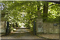 SD7144 : Entrance to Colthurst Hall by Tom Richardson