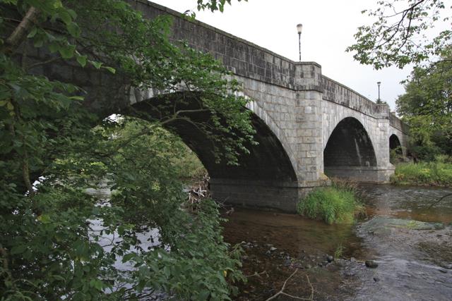 Thomas Telford's Bridge at Bridge of Alford