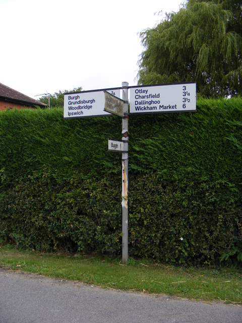 Roadsign on Drabb's Lane