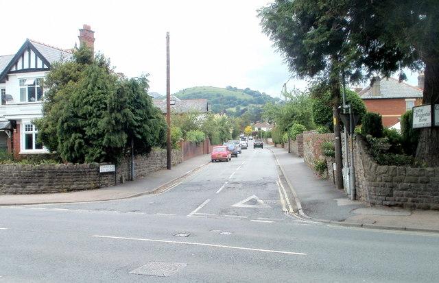Belgrave Road, Abergavenny