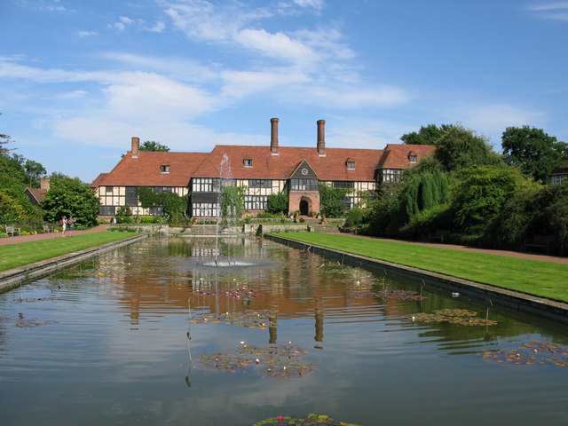 The RHS headquarters at Wisley