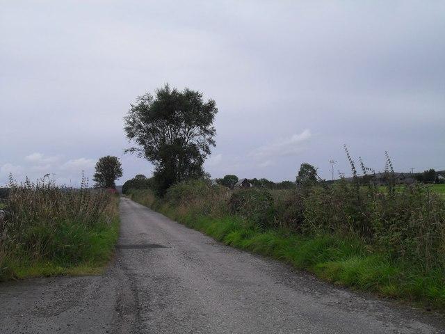 Track to Balnapolaig
