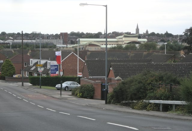 Brownsover-Boughton Road