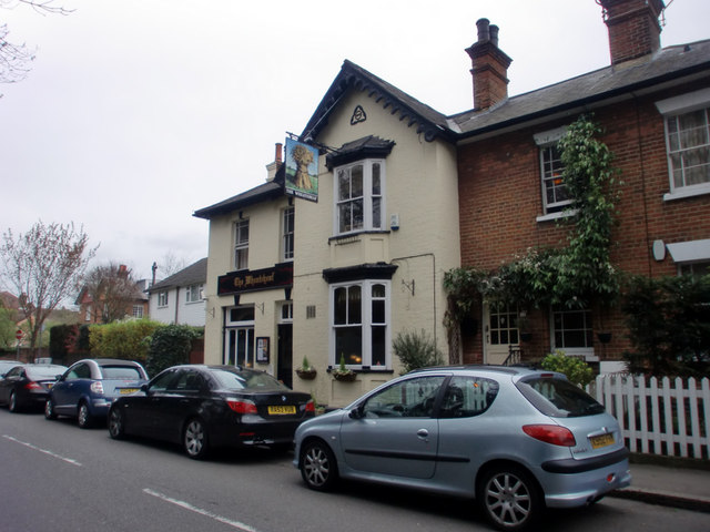 The Wheatsheaf, Kingston Road, Ewell West, Surrey